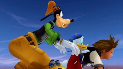 Kingdom Hearts HD 1.5 Remix - tráiler de lanzamiento español