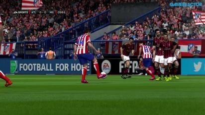 FIFA 14 - Octavos de Final Champions League - Atlético de Madrid vs AC Milan