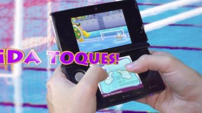 Mario & Sonic en los Juegos Olímpicos - London 2012 - tráiler lanzamiento 3DS
