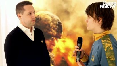 EA Play4Free - vídeo entrevista al director