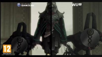 The Legend of Zelda: Twilight Princess HD - Comparativa oficial Wii U vs Gamecube