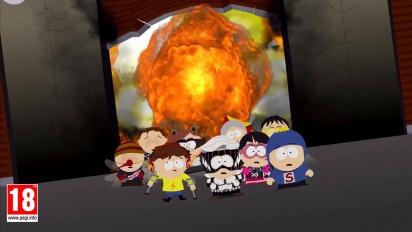 South Park: Retaguardia en Peligro - Tráiler de la crítica