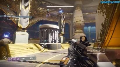 Destiny 2 - Gameplay en PC - Raid completa Leviatán