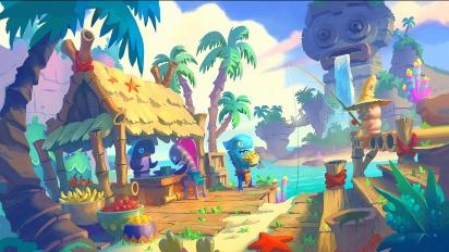 Super Lucky's Tale - Gilly Island DLC Trailer