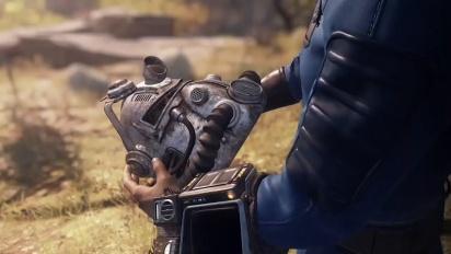 Fallout 76 - Tráiler en español E3 2018