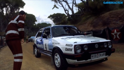 Dirt Rally 2.0 - Gameplay de PC pre-alfa