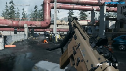 Call of Duty: Modern Warfare - Walkthrough de la Campaña Parte 5