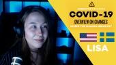 Gamereactor frente al Coronavirus: Lisa desde Estados Unidos #2