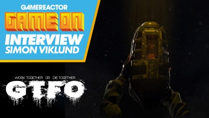 GTFO: The Vessel - Entrevista con 10 Chambers Collective