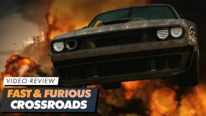 Fast & Furious Crossroads - Review en vídeo