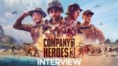 Company of Heroes 3 - Entrevista con Matt Philip y Báirbre Bent