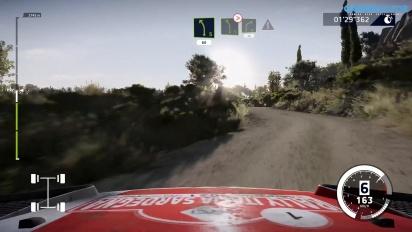 WRC 10 - Rally de Italia Cerdeña - Gameplay a 1440p