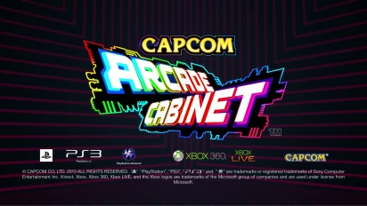 Capcom Arcade Cabinet - 1984 Pack Trailer