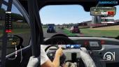 Assetto Corsa - Gameplay PS4 con Abarth 500 en circuito Brands Hatch