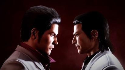 Yakuza Kiwami - Announcement Trailer PS4