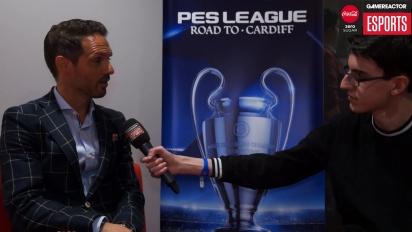 Pro Evolution Soccer 2017 - PES League Anfield: Entrevista a Jonas Lygaard