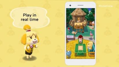 Animal Crossing: Pocket Camp - Mobile Direct
