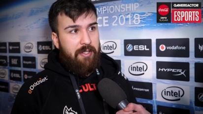 IEM Katowice 2018 CS:GO - Entrevista a Rubino