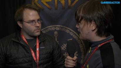 Rend - Entrevista a David Talley
