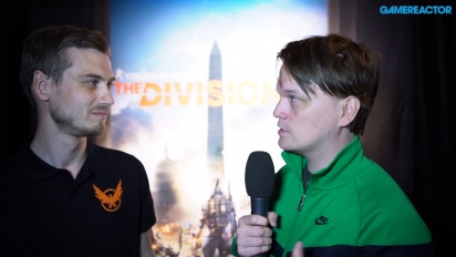 The Division 2 - Entrevista a Mathias Karlson