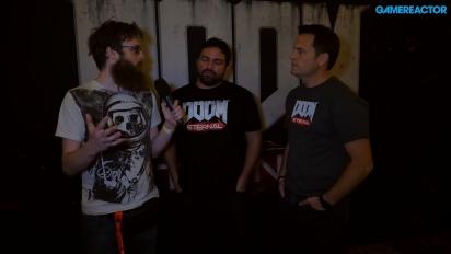 Doom Eternal - Entrevista a Hugo Martin y Marty Stratton