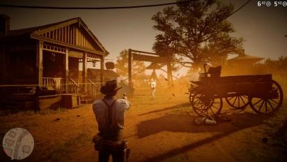 Red Dead Redemption 2 - Vídeo Gameplay Oficial Parte 2 en español