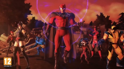 Marvel Ultimate Alliance 3: The Black Order - Tráiler de los X-Men en español