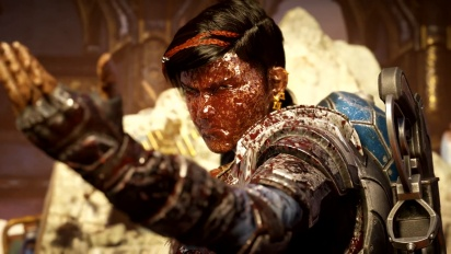 Gears 5 - Versus Tech Test Trailer