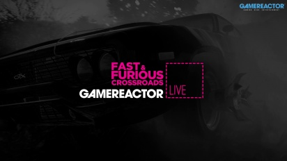 Fast & Furious Crossroads - Replay del livestream de salida
