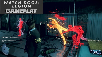 Watch Dogs: Legion - Gameplay con Ray Tracing #1