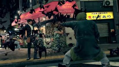 Yakuza: Like a Dragon - 'The Quest Begins' Trailer