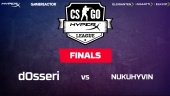 HyperX League 2v2 - FINALS - NUKUHYVIN vs d0sseri
