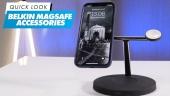 Belkin MagSafe Accessories - El Vistazo