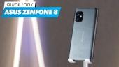 Asus Zenfone 8 - El Vistazo