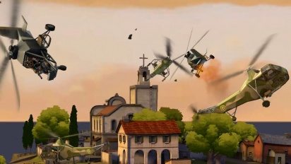 Battlefield Heroes - Helicopters Have Landed Trailer