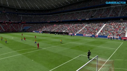 FIFA 14 - Octavos de Final Champions League - Bayern vs Arsenal