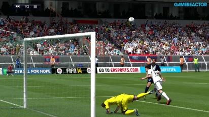 FIFA 14 - Octavos de Final Champions League - PSG vs Leverkusen