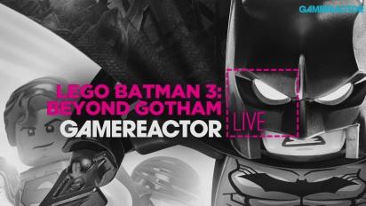 Lego Batman 3: Más allá de Gotham - Repetición del Livestream