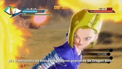 Dragon Ball Xenoverse - Tráiler español Full Power