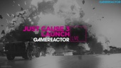 Just Cause 3 Launch Event - Livestream Replay Part 2