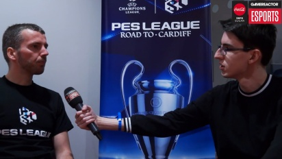 Pro Evolution Soccer 2017 - PES League Anfield: Entrevista a Lennart Bobzien