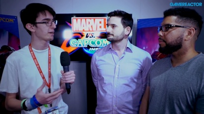 Marvel vs. Capcom: Infinite - Entrevista a Michael Evans y Peter Rosas