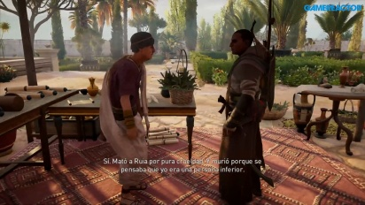 Assasssin's Creed Origins - Los hipopótamos asesinos