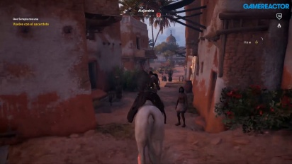 Assasssin's Creed Origins - El Tamborilero