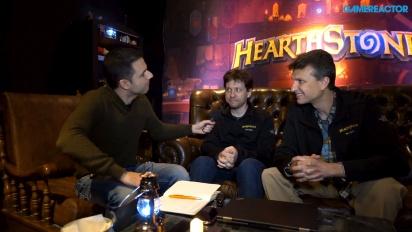 Hearthstone: El Bosque Embrujado & Caza de Monstruos - Entrevista a Mike Donais y Dave Kosak Interview