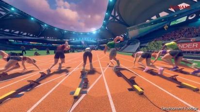 Hyper Sports R - Nintendo Switch Announcement Trailer