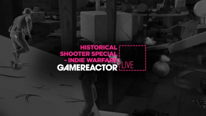 Historical Shooter Special - Indie Warfare - Replay del Livestream