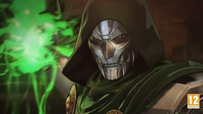Marvel Ultimate Alliance 3: The Black Order - Fantastic Four: Shadow of Doom - DLC Pack 3 Trailer -