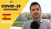 Gamereactor frente al Coronavirus: David desde España