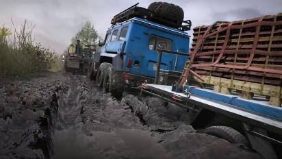 SnowRunner - The Rift Update Trailer